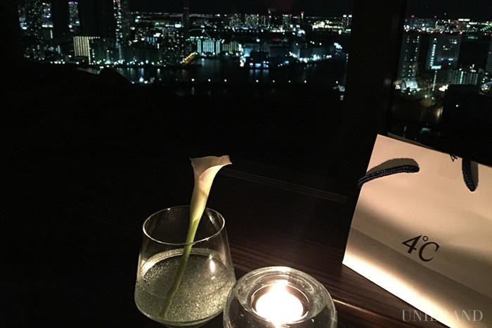 TwentyEight | トゥエンティエイト – コンラッド東京の夜景